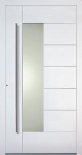 Miador Metris bejárati ajtó